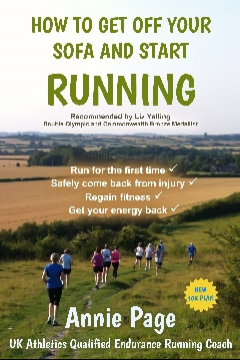 How to get off your sofa and start running - Second Edition