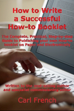 How to write a successful how-to booklet