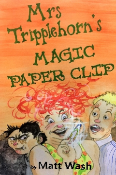 Mrs Tripplehorn's Magic Paper Clip