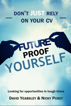 Don't JUST Rely on your CV