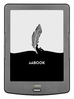 InkBook Classic 2 Front View